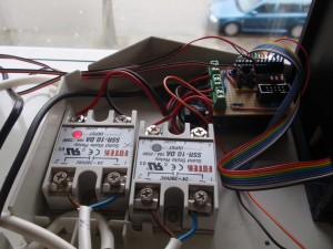 solid state relays for brewpi