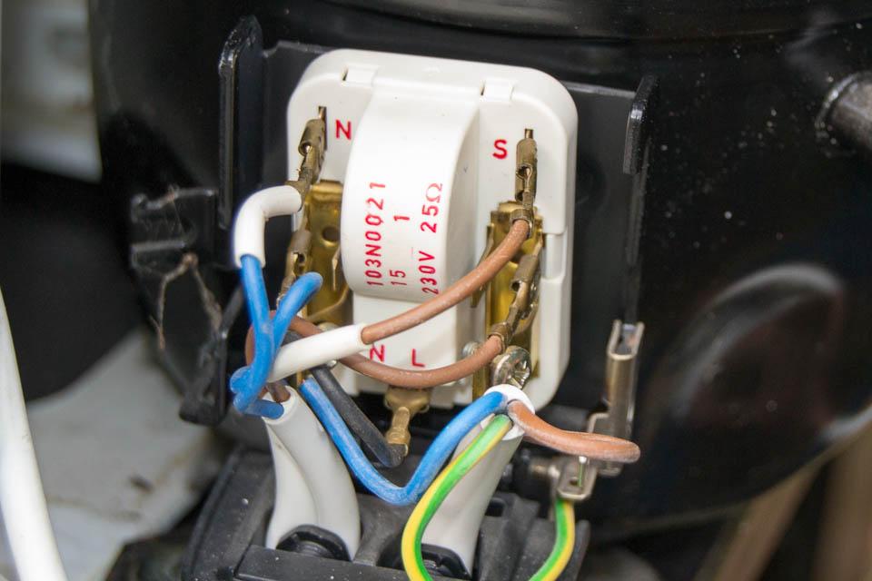 The Compressor Start Relay