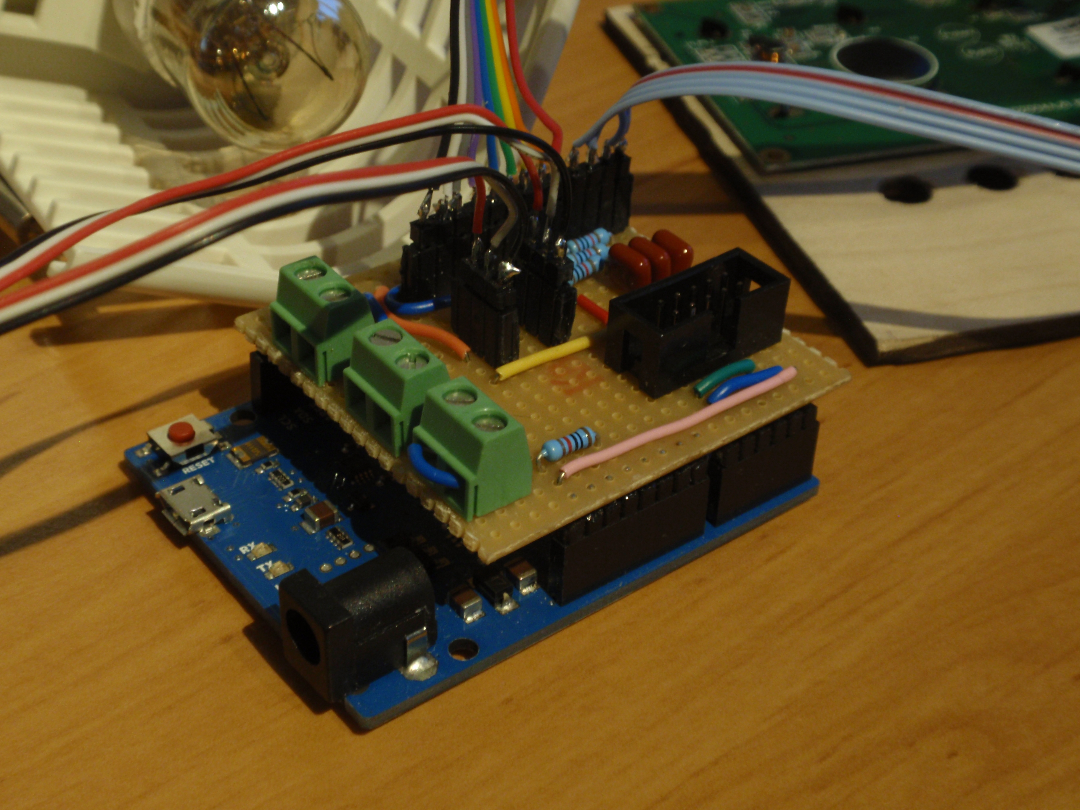 arduino and shield brewpi released! all source code online, a wiki, a forum, a bug 120V LED Wiring Diagram at edmiracle.co