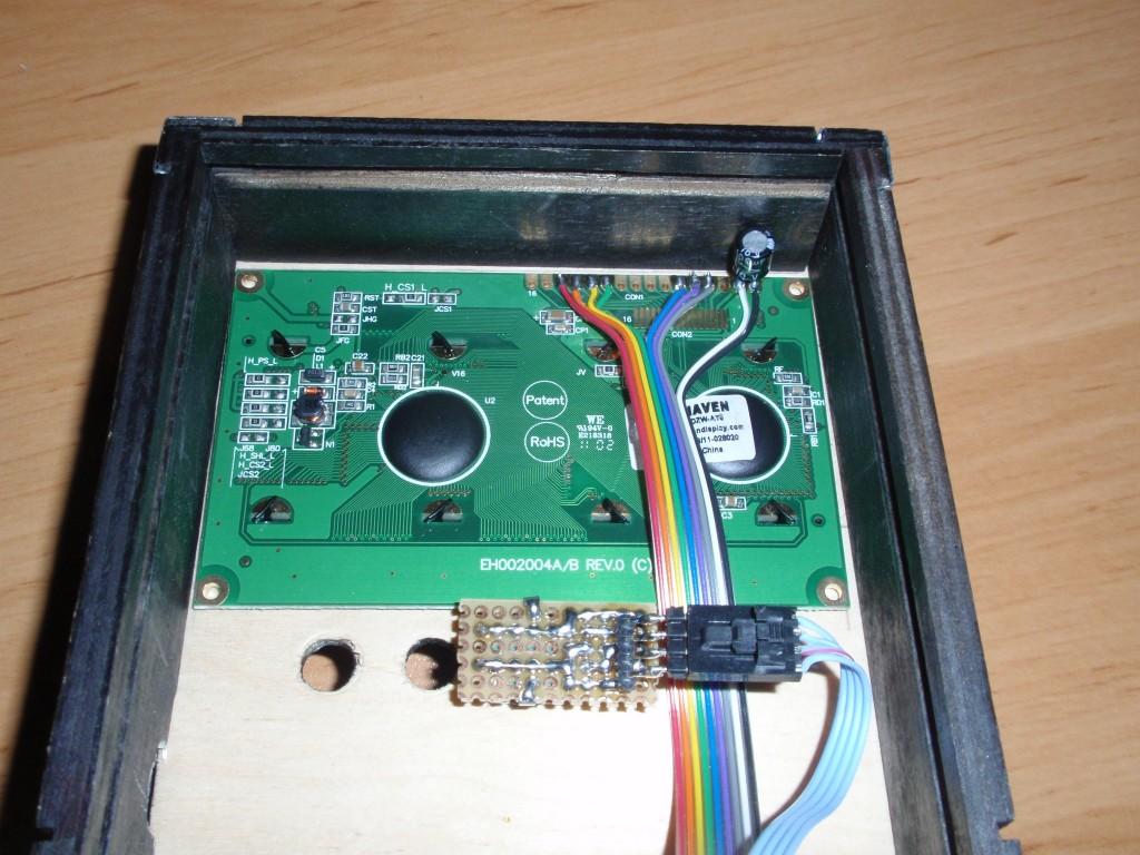 Do it yourself brewpi arduino shield