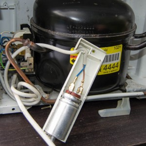 speaker wiring diagram in ohms wiring capacitors in freezers fridge hacking guide: converting a fridge for fermenting ...