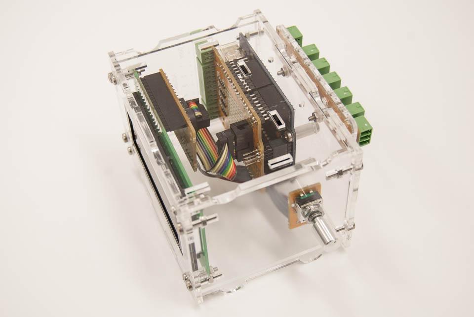 Arduino case is done!